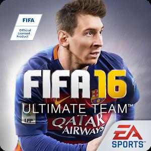 FIFA16:终极队伍