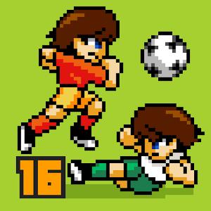 像素足球16